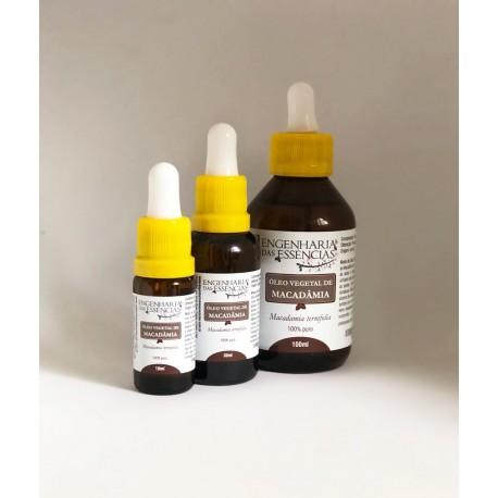 Óleo de Macadamia- ANVISA - Prensado á frio - Opções