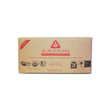 Óleo de Palma Refinado Agropalma