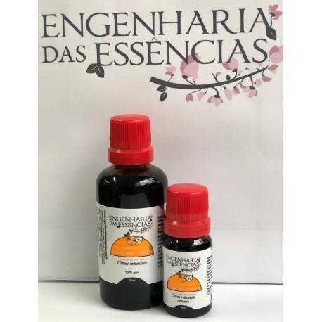 Óleo essencial de Tangerina  5X -ANVISA