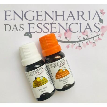 Black DUO 5 X Essenciais Citrus- ANVISA
