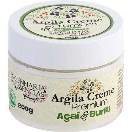 Argila Creme Premium - Argila Creme & Esfoliantes Amazônicos
