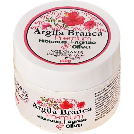 Argila Branca Premium - ANVISA