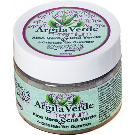 Argila Verde Premium - Argila Verde & Esfoliantes Amazônicos