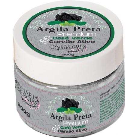 Argila Preta Premium -  ANVISA