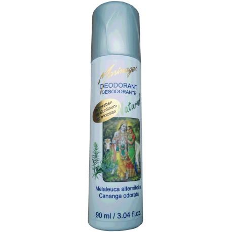 Desodorante Natural - Melaleuca & Cananga Odorata