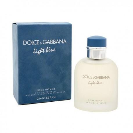 Essência Inspirada em Dolce Gabbana Light Blue