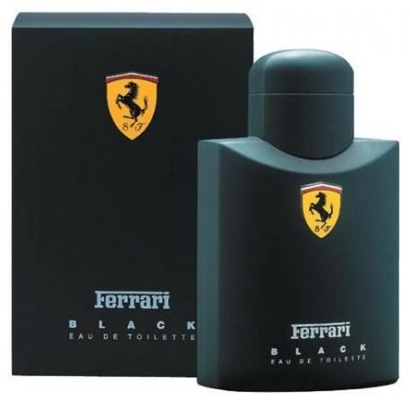 Essência Inspirada em Ferrari Black