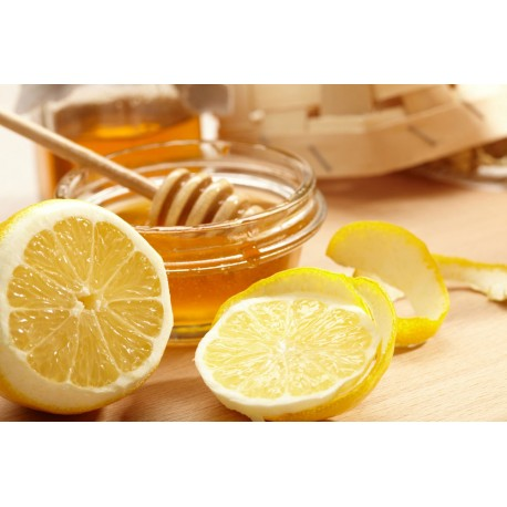 Essência Lipossolúvel Honey e Lemon