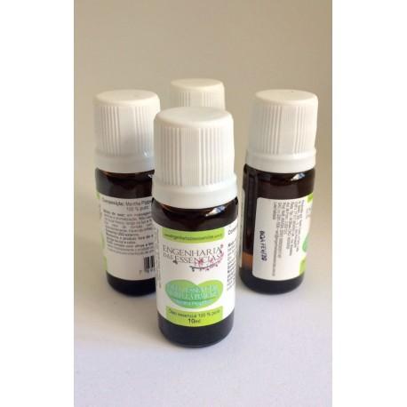 Óleo Ess.de Mentha Pipperita p/ Distribuição 10 unidades de 10 ml